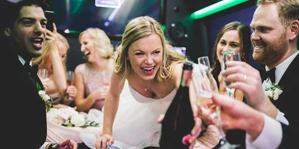 All Day Wedding Limo Package
