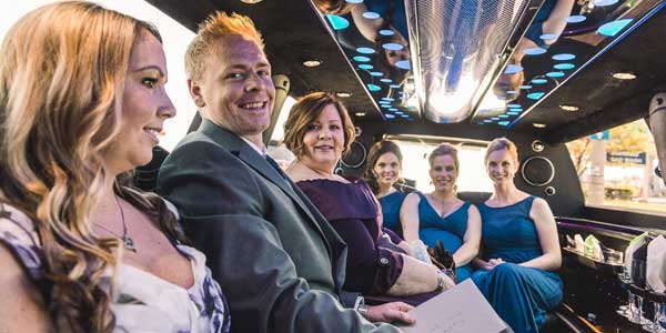 wedding guest shuttle